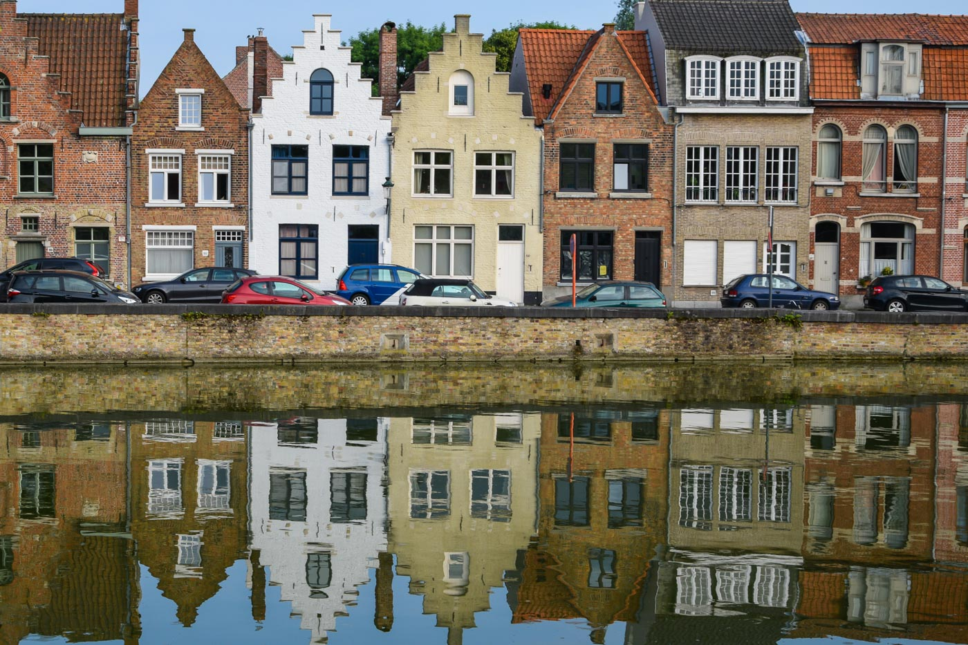 Велопутешествие по Европе. Нидерланды, Бельгия - Мидделбург, Брюгге