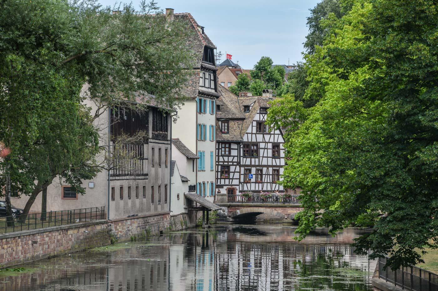 Велопутешествие по Европе. Франция - Страсбург