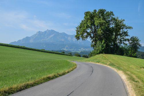 Велопутешествие по Европе. Швейцария. День40