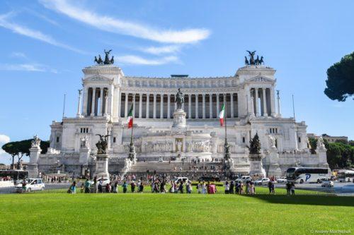 Велопутешествие по Европе. Италия, Ватикан. День 72
