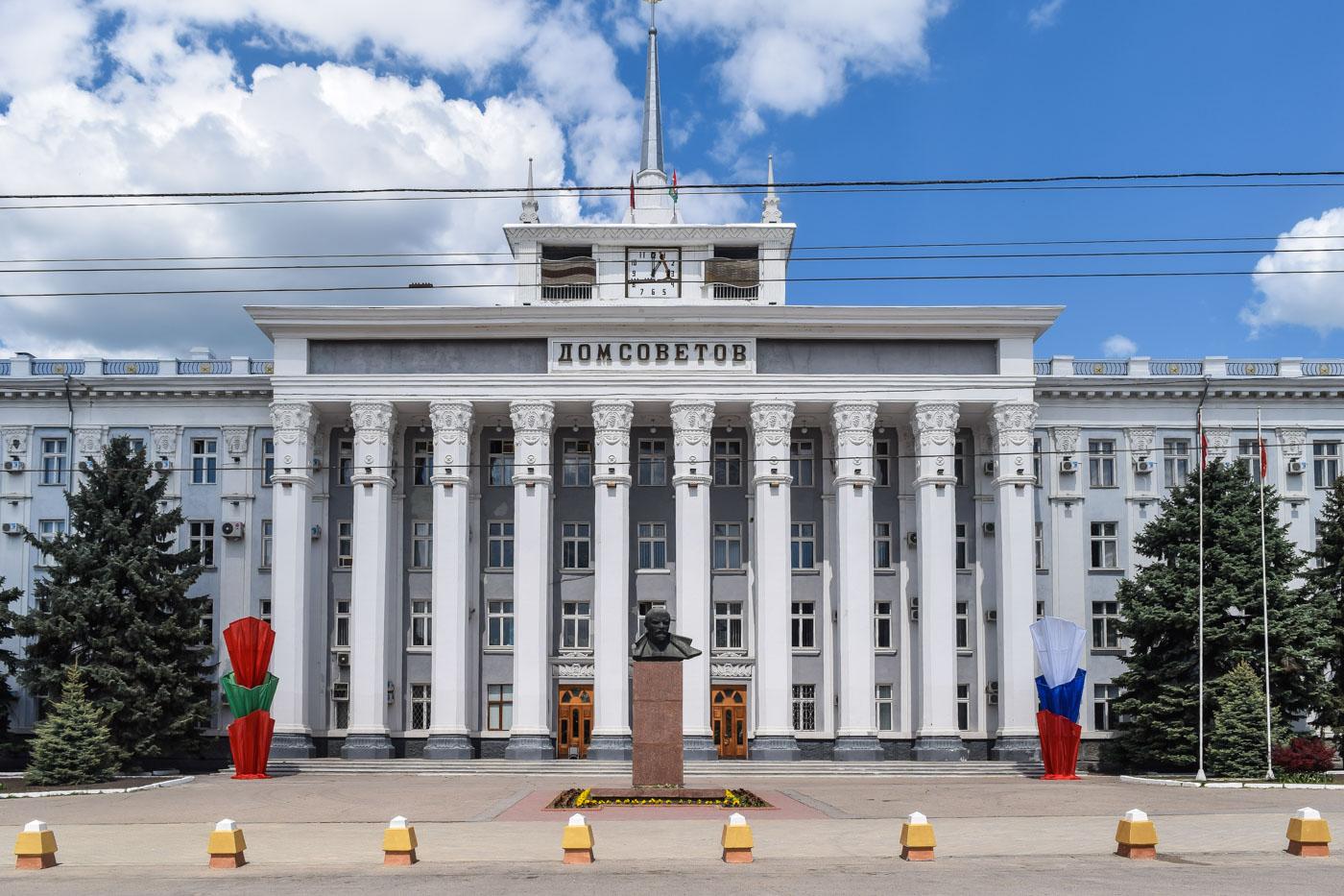 Велопутешестиве по Молдове, Приднестровье