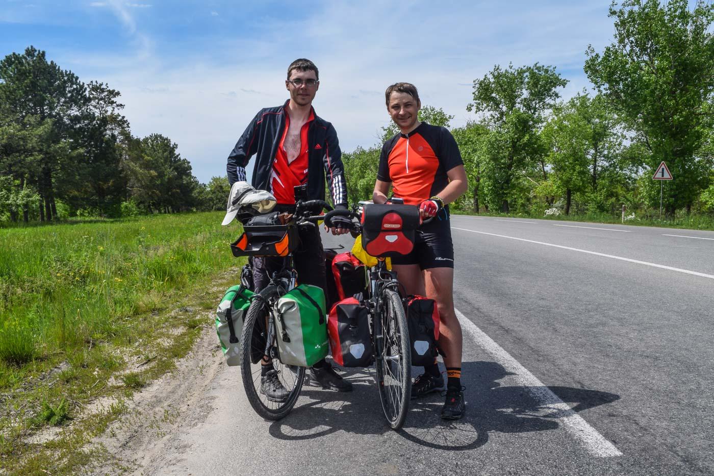 Велопутешестиве по Молдове