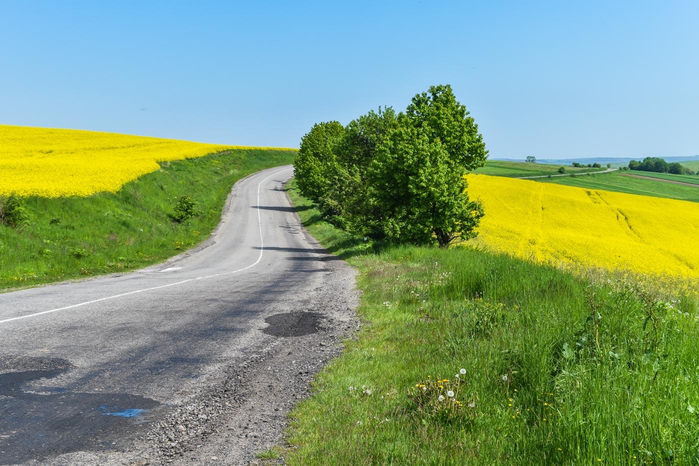 Велопутешестиве по Украине и Молдове